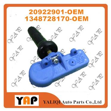 TPMS TIRE PRESSURE MONITORING SENSOR FOR FIT Opel Mokka Antara GMBuick 433MHZ 22853740 20922901 1348728170 2008