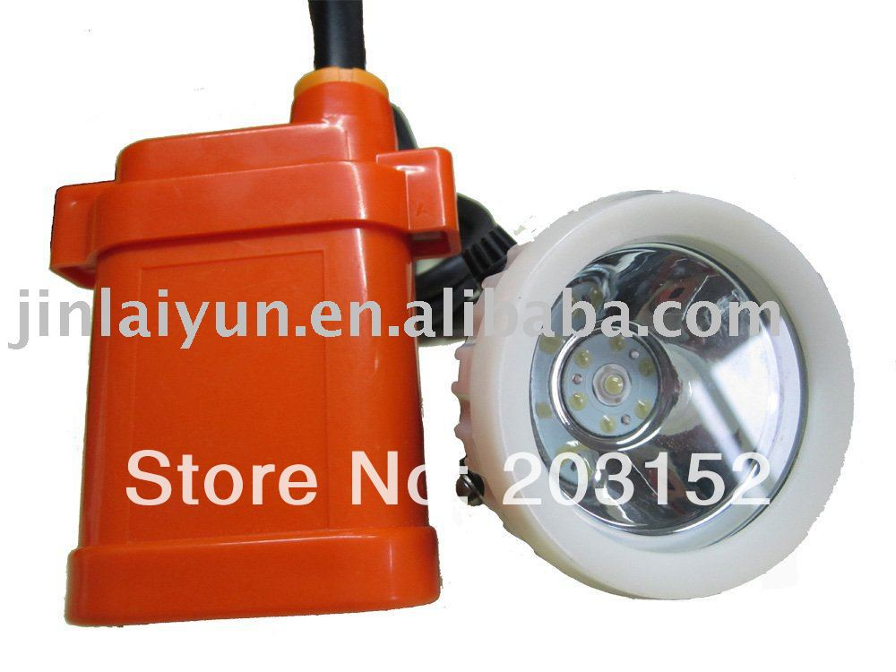 ФОТО LED lithium battery miner safety cap light(CE/Exs I certification,IP67,KL5LM,free shipping)