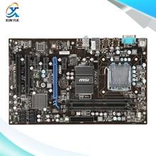 MSI P43-C43 Original Used Desktop Motherboard P43 Socket LGA 775 DDR3 8G SATA2 USB2.0  ATX
