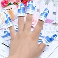 Candy Lover 20pcs/set Gel Polish Remover Wraps Pads Manicure Tools Wet Wipes Paper Pads Foil Nail Art Cleaner For UV Gel