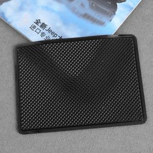 Image 5 - Vodool carro de silicone anti deslizamento esteira painel do telefone móvel mp4 titular suporte gps óculos de sol montagem anti deslizamento pegajoso almofada carstyle