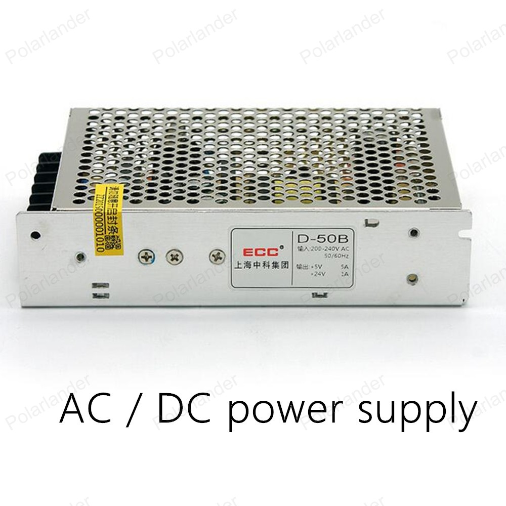 High Quality AC/DC 12V 50W dual output power supply Voltage transformer Switch Power Supply Adapter Driver for Light LED Strip
