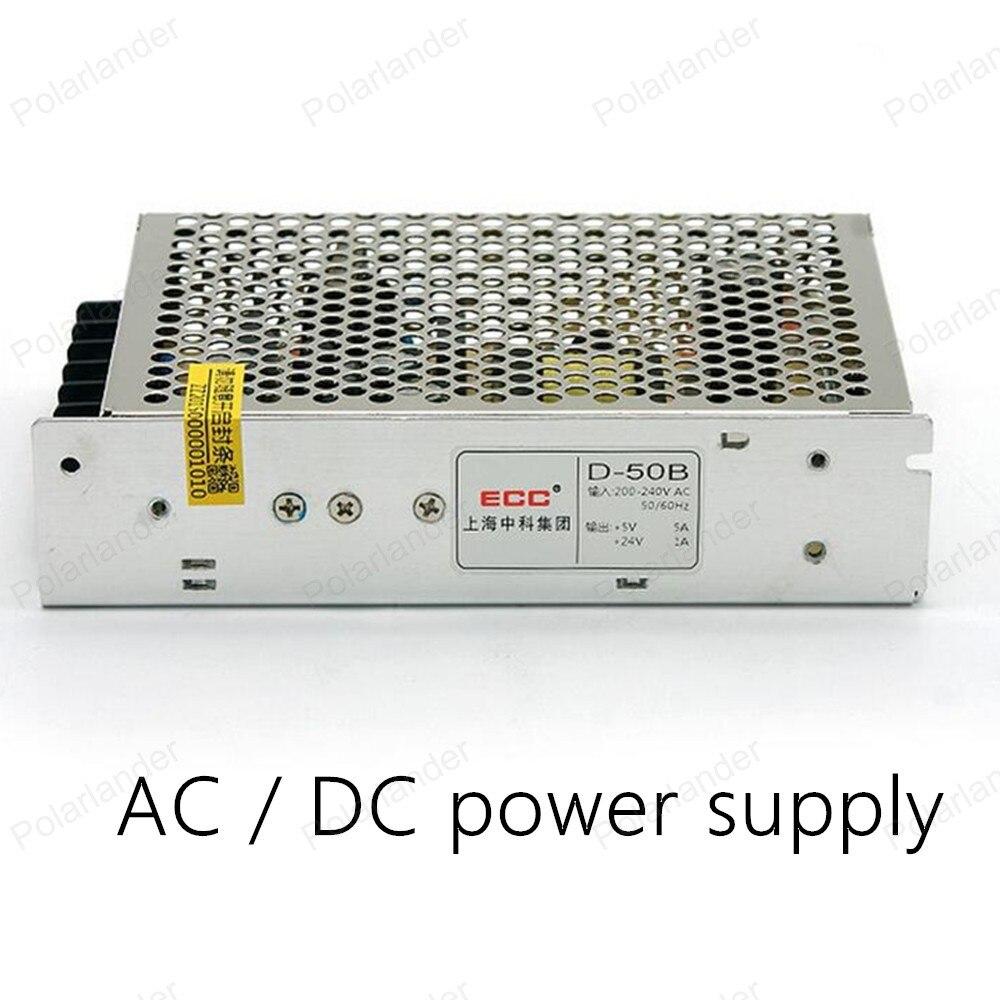 Alta Qualidade Ac Dc 12 V 50 W Sada Dual Power Supply Voltage Transformer Interruptor De Alimentao Driver Do Adaptador Para A Luz Tira Conduzida
