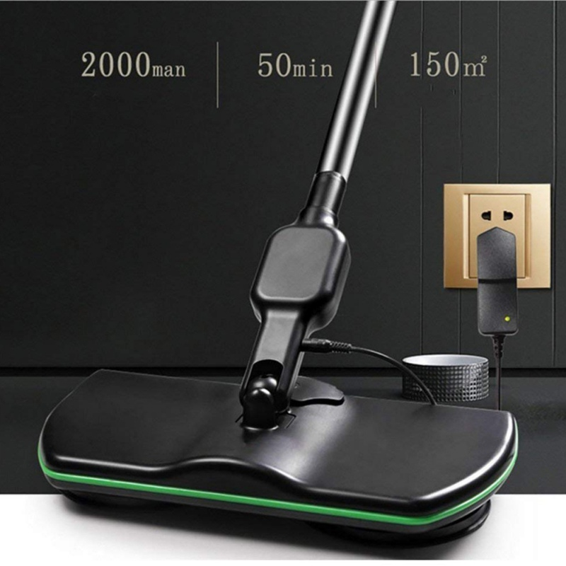 Electric Mop Spin Maid  Wireless Electric Rotating Mop Rechargeable Floor Sweeper New fregona para limpiar paredes