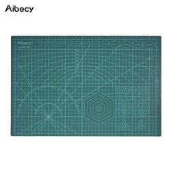 A3 tapete de corte de pvc almofada de corte de retalhos almofada de corte a3 ferramentas de retalhos manual diy ferramenta placa de corte de dupla face auto-cura