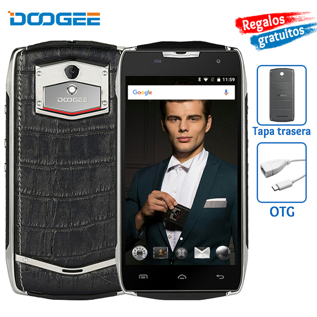 Doogee T5 waterproof IP67 4G LTE Smartphone 5 Inch HD MTK6753 Octa Core Android 6.0 3GB RAM 32GB ROM 13MP Cam WIFI 4500mAh