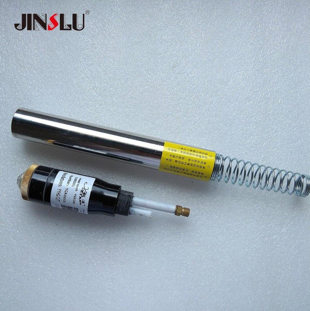 YK-100 YK 100A YGX100101 Plasma Cutting Torch 1PK welding machine parts YK100101-2-D цена