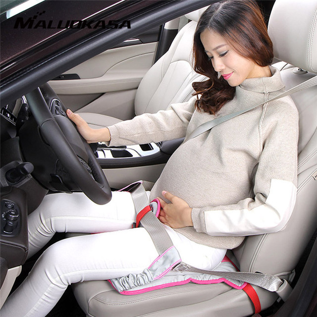Car Seat Belt with Cushion for Pregnant Women