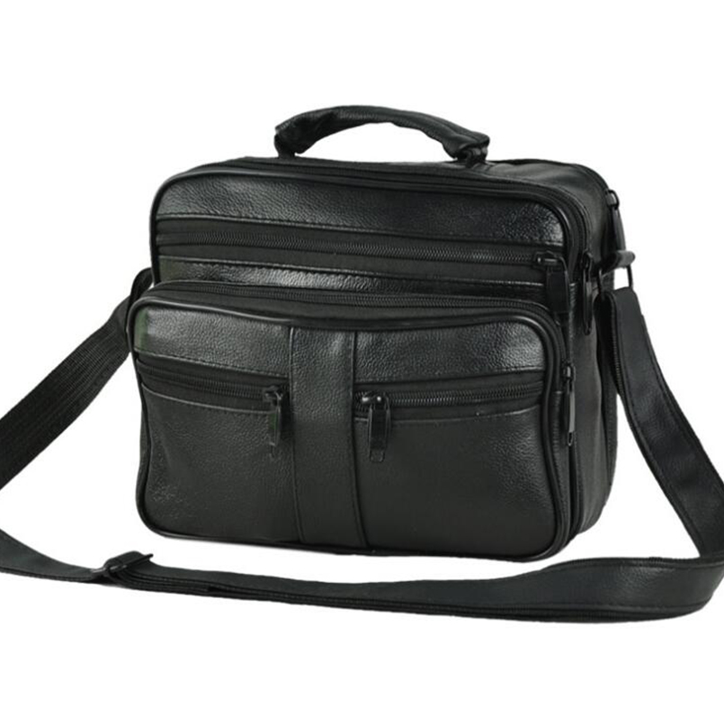 homensageiro corpo cruz bolsa de Men Messenger Bag : Mens Bags