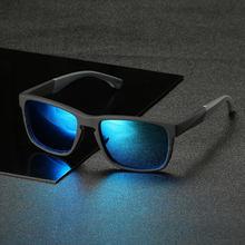 18c47ccde BiNFUL Marca de Luxo Designer de Óculos Oversized 2018 Unisex Quadrado  Grande Quadro Polarizado Óculos de Sol luneta de soleil f.