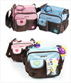 Baby Diaper Nappy Portable Small Bags Stroller Bag For Mother& Baby Maternity Changing Capacity Shoulder Handbag GYH
