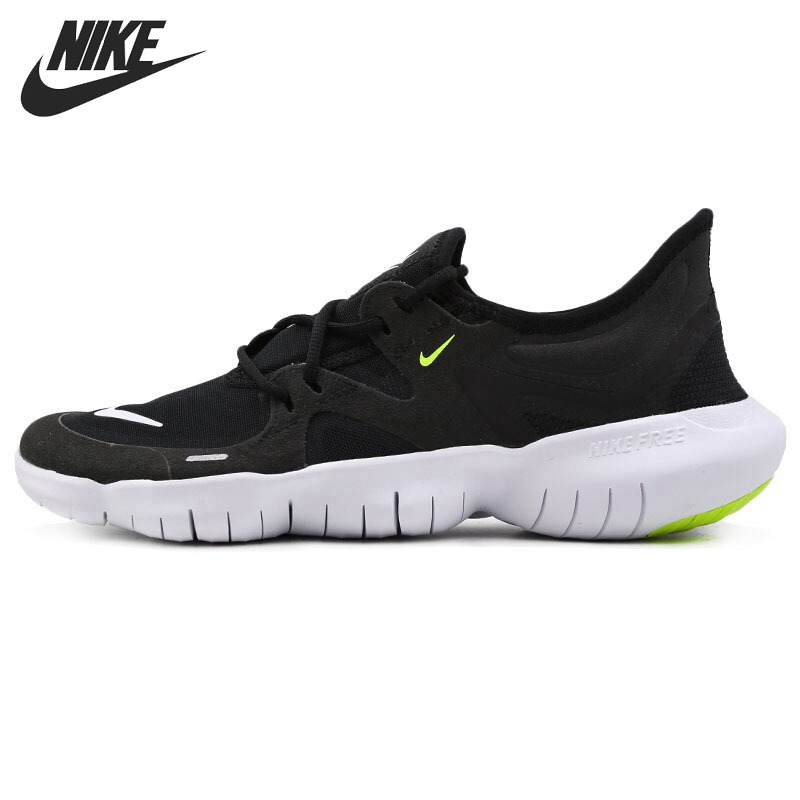 on feet at detailed look undefeated x Original New Arrival NIKE FREE RN Men's Running Shoes Sneakers-in ...