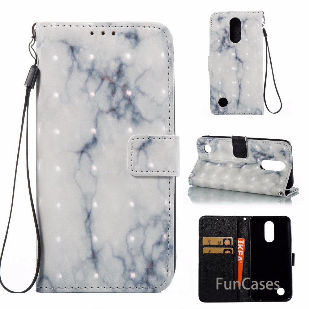 Marble Vein Case For fundas LG K10 2017 X400 M250 M250N Case for LG LV5 LG