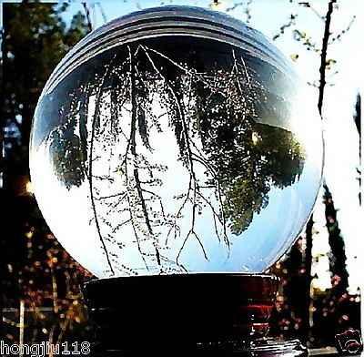 100 мм круглые стеклянные Кристальные шарики сферы покупателей выбрать|шара|сфера