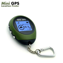 hot deal buy cncool mini gps tracker tracking device travel portable keychain locator pathfinding motorcycle vehicle sport handheld gps track
