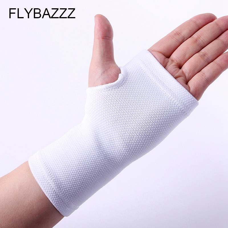 FLYBAZZZ 1PCS High Quality Volleyball Exercise Hand Brace Palm Support Pad Gym Accessories Yoga Fitness Wrist Brace freeshipping (2)