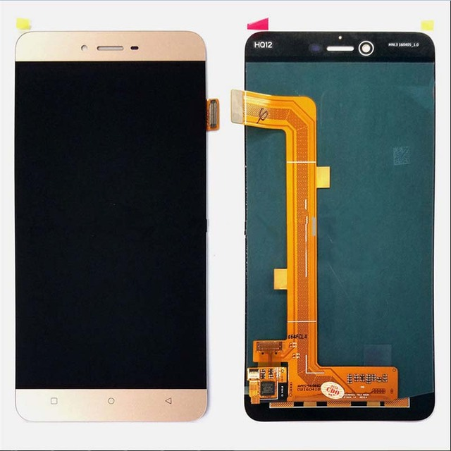 White/Gold Black LCD+TP For BLU Vivo 5 V0050UU LCD Display + Touch Screen Digitizer Assembly Smartphone Replacement