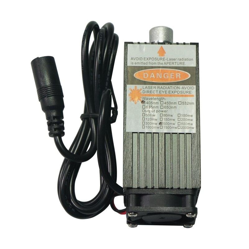 все цены на Laser Module 450NM Focusing Blue Laser Head Laser Engraving Machine Tools Laser Tube L00001 онлайн
