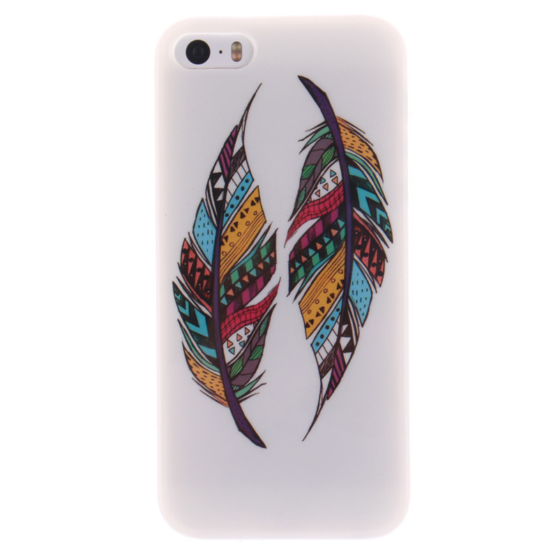 TPU Frame Phone Fitted Case for iPhone SE S ES oft Silicone Case for Apple iPhone 5S 5 S / i Phone5 Phone5S iPhone5 iPhone5S bag