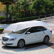 New design Car car sunshade Window Foils Windshield sun cover All Sunshade 400cm * 210cm 60 cm size free shipping