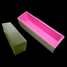 Sale Rectangular Soap Mold Outer Rectangular Wooden Box With Wooden Rectangular Soap Mold Silicone Liner Diy Cake And Bread