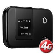 Оригинальный разблокированный Huawei E5372 Vodafone R215 100 Мбит/с Карманный Wi-Fi 4G мобильный модем мини-маршрутизатор Мобильная точка доступа со слотом...