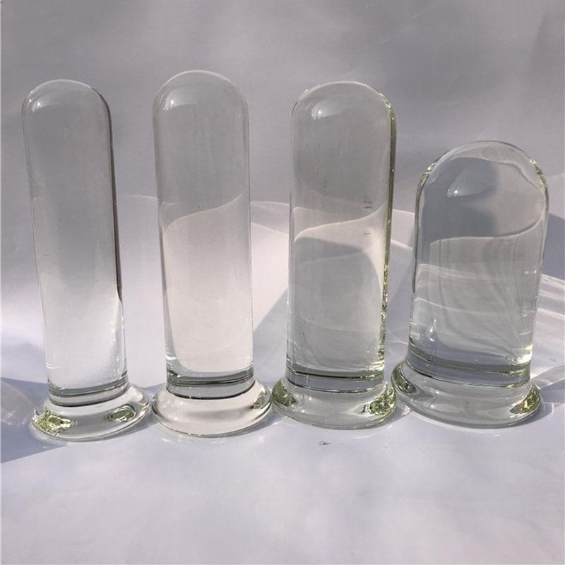 Aliexpresscom  Buy Super Big Butt Plug Glass Cylinder -7499