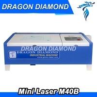 40w 50W CO2 Laser Engraving Cutting Machine Engraver LZ M40B