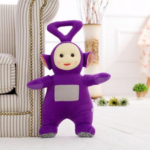Kawaii-Teletubbies-Plush-Doll-Toys-Authentic-Teletubbies-Doll-Stuffed-Toys-Children-Kids-Christmas-Birthday-Gift-25cm-3