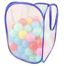 Baby Playpen Tent Kids Plastic Playpen Balls In Baby Playpen Receive Case Convenient Playpen Playing Ball Baby Boy Girl