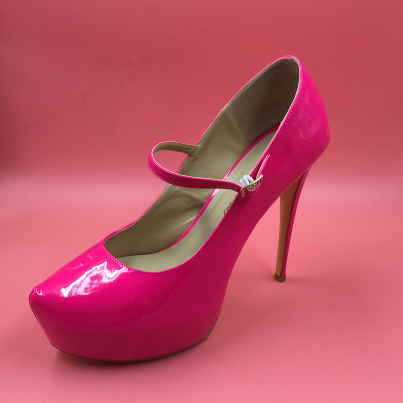 Online Get Cheap Hot Pink Mary Jane Shoes -Aliexpress.com