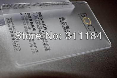 Kunststoff Qr Code Visitenkarte Pvc Karte In Visitenkarten