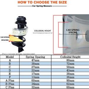 Автомобильный амортизатор Пружинные бамперы мощность 1 шт. авто-буферы A/B/C/D/E/F Тип Подушка буфер