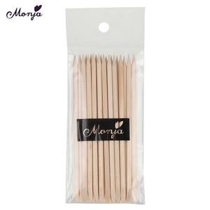20pcs/Set Wood Stick Cuticle P