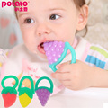 2016 Sale Mordedor Funny Silicone Pacifiers Baby Pacifier Pacy Orthodontic Nipples Care Novelty Fresh Food Nibbler Feeder Tool