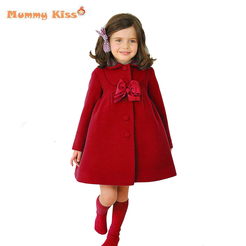 Popular Girls Winter Dress Coats-Buy Cheap Girls Winter Dress ...