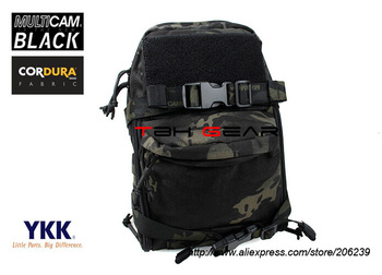 TMC Mini Hydration Water Bag Multicam Black JPC Tactical MOLLE Hydration Pack(SKU050147)
