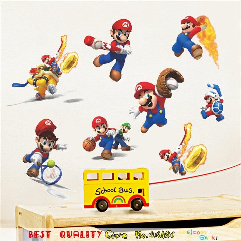 Ziemlich Super Mario Kinderzimmer Galerie - Schlafzimmer Ideen ...