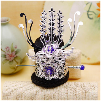 vintage hair accessories chinese ancient dynasty warrior cosplay prince cosplay head wear prince crown emperor crown king han dynasty empress wu zetian cosplay hair empress hair tang empress hair chinese ancient hair for women