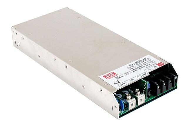 цена на [PowerNex] MEAN WELL original SD-1000H-24 24v 40A meanwell SD-1000 24V 960W Single Output DC-DC Converter