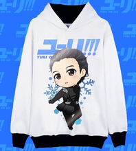 Yuri On Ice Chibi Hoodies – 6