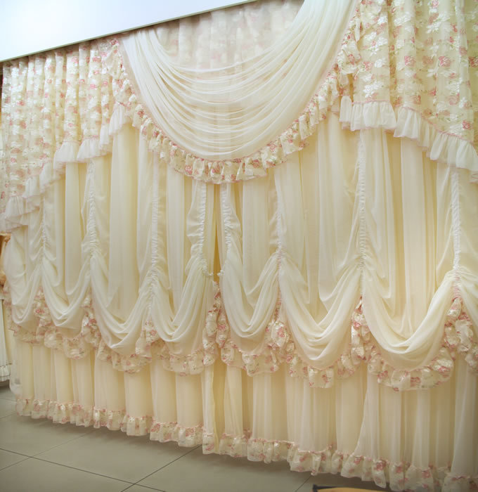Aliexpress Com Buy New Fashion High Quality Luxury Lace Curtains