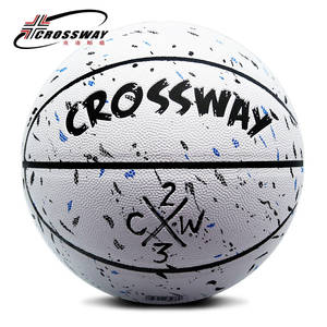 Hot sales NEW Brand Cheap CROSSWAY L702 Basketball Ball PU Materia Official Size7 Basketball Free With Net Bag+ Needle