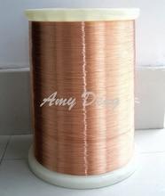 500meters/lot  0.29 mm polyurethane enamel covered wire QA-155