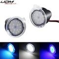IJDM ксеноновый Белый Полный Светодиодный Боковой светильник для зеркала, лужайки s для Ford F150 Edge Flex Taurus, светодиодсветильник лампа для лужайки...