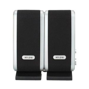 1Pair Mini Portable USB 2.0 HY