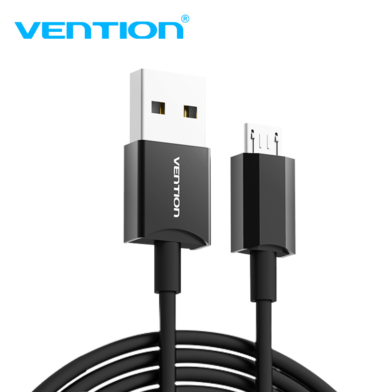 Vention Micro USB to USB Cable Super Charger For Android Phone USB Cable Data Cable For Samsung Huawei HTC Xiaomi Sony Microusb