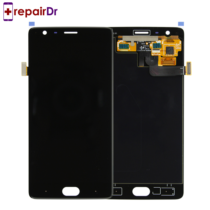 5Pcs DHL For Oneplus 3 A3000 A3003 LCD Display Touch Screen Digitizer Assembly With Frame Pantalla Replacement For OnePlus 3 LCD5Pcs DHL For Oneplus 3 A3000 A3003 LCD Display Touch Screen Digitizer Assembly With Frame Pantalla Replacement For OnePlus 3 LCD