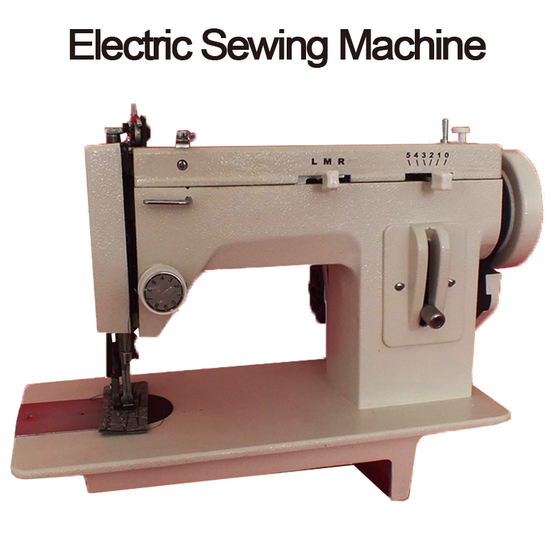 150W Thick Clothing Material Sewing Machine Leather Synchronous Machine Electric Sewing Machine 0 7MM Needle Pitch 106 RP
