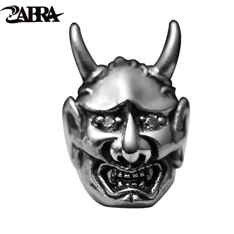ZABRA 925 Sterling Silver Skull Stud Mens Earrings White Cubic Zircon Stone Eye World Of Warcraft Biker Punk Rock Gothic Jewelry